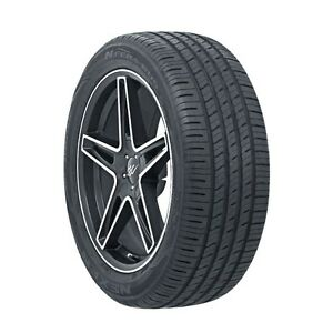 2 New 255 55r20 Nexen N Fera Ru5 Tires 2555520 255 55 20 R20 55r Treadwear 500