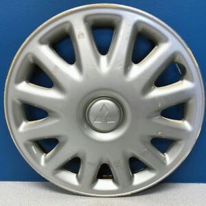 One 1994 1998 Mitsubishi Galant 57546 14 Hubcap Wheel Cover Mb978224 Used