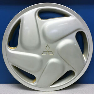 One 1992 1994 Mitsubishi Eclipse 57533 16 Hubcap Wheel Cover Mb816392 Used