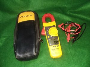 Fluke 902 Hvac Clamp Meter Leads Case