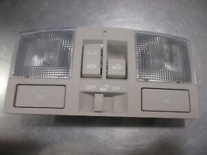 New Oem Mazda 3 2010 2012 Overhead Console W Sunroof Switch W O Down Light