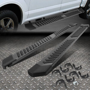 For 04 14 Ford F150 Extended Cab 6 Stainless Steel Side Step Bar Running Boards