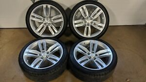 20 Chevy Camaro Ss Oem Factory Wheels Rims Tires 5762 2014 2015 2016 2017 2018