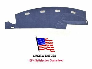 Blue Dashmat Compatible W 1994 1997 Dodge Ram 2500 Pickup Dash Cover Usa Made