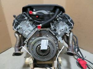 Complete Engine 5 0l 52k Fits 11 14 Mustang Full Dropout Coyote