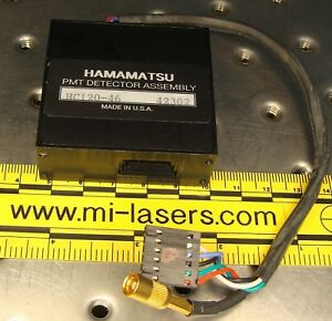Hamamatsu Hc120 46 Pmt Photomultiplier Assembly Light Detector Module Tube