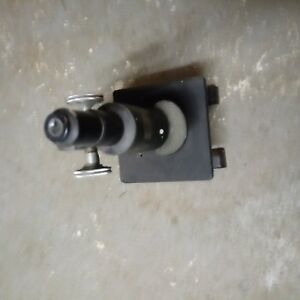 Spencer Buffalo Microscope Early 1900s Microscope With 6x Magnifying Lens 209638