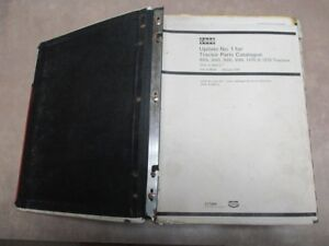 Case David Brown 885 990 995 996 1210 1212 Tractor Parts Catalog Pub 9 39038