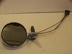 1966 67 68 69 70 Dodge Charger Remote Mirror 2802301 Road Runner Superbee