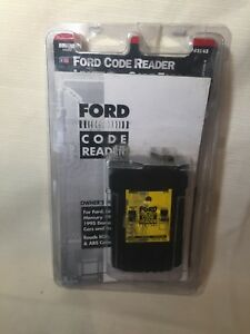 Innova Equus Ford Code Reader 1 5 Model 3143 1981 1995 Domestic Car Or Truck