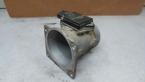 Ford Mustang Mass Air Meter F2vf 12b579 a1a 4 Pin Oval