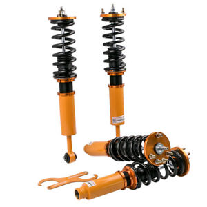Racing Coilovers Fit For 03 07 Honda Accord 03 08 Acura Tsx
