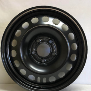 New 16 steel Wheel Rim Fits Subaru 5x4 5 Bolt Circle 16545m