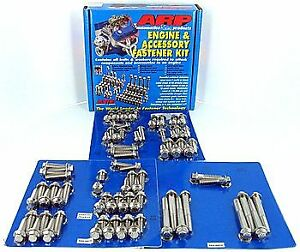 Arp Engine Accessory Fastener Kit 555 9602 Ford 390 428 Fe Series