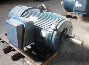 300 Hp A o Smith Electric Motor 1200 Rpm 449t Frame Tefc 460 V New