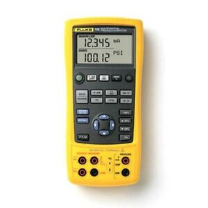 Fluke 725 Multifunction Process Calibrator With Leads Soft Cover