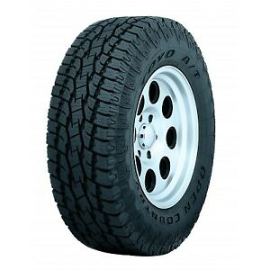 Toyo Tires Open Country A T Ii Xtreme Lt315 75r16 E 352770 Each