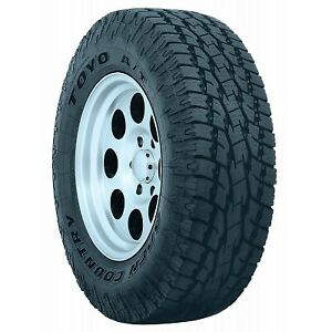 Toyo Tires Open Country A T Ii P245 65r17 105t 352030 Each