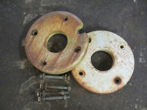 Sears Suburban SS12 Tractor 30lb each Cast Iron Wheel Weights