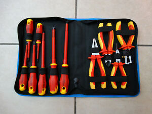 Jonard Tools Insulated Tool Set 11 Pc