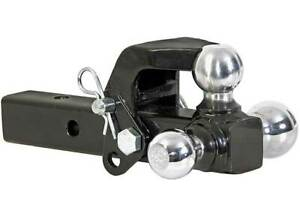 Buyers 1802279 Tri ball Hitch With Pintle Hook