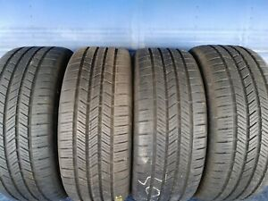4 Goodyear Eagle Ls2 Rft 245 45 18 Bmw With 7 25 9 25 32nd Tread Left 100 V