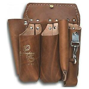 Buckingham 42266s br 5 Pocket Double Back Holster