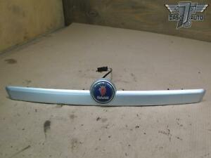 08 11 Saab 9 3 93 Trunk Molding Facelift W Lights Emblem 378341 Oem