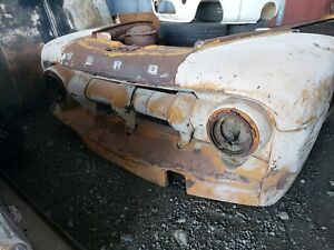 1940 1950 Ford F 1 Front End Body Parts Front Fenders Grill