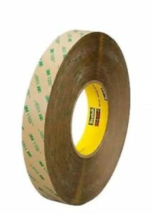 4 Rolls 3m Adhesive Transfer Tape F9473pc Clear 2 In X 60 Yards 10 Mil