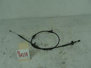 2003 2006 Tiburon 2 0l Accelerator Throttle Gas Pedal Wire Cable Linkage Link