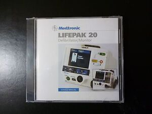 Lifepak 20 Service Manual