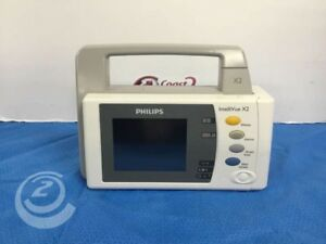 Philips Intellivue X2 M3002a Portable Patient Monitor
