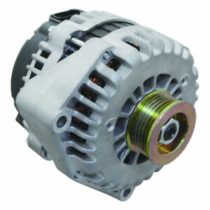 250 Amp High Output New Hd Alternator Chevy Blazer S10 Pickup Jimmy 4 3l V6