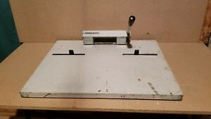 Plate Punch For Heidelberg Quickmaster printmaster