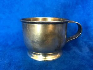 Gorham Sterling Silver Baby Cup 695