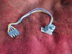 1963 1964 1965 Lincoln Continental Convertible 4 Wire Switch 2 Yellow 2 Purple