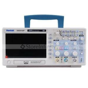 Dso5102p 100mhz Digital Storage Oscilloscope 2 Channels