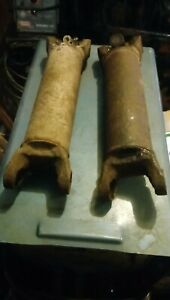 Corvette Original 3 Lh Rh Half Shaft Rear Axle Pair 1975 1979 1963 1974