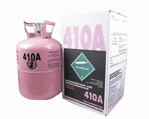 25 Lb new R 410a 100 Virgin Refrigerant Factory Sealed Local Pick Up Only