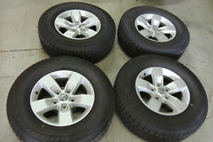 2019 Dodge Ram Classic 1500 Rims Wheels Tires 17 Inch New Dealer Take Off