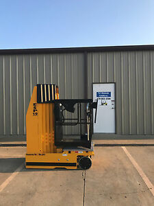 2010 Bil Jax 2010 Esp19 Haulotte Manlift New Batteries Scissor Lift Boom