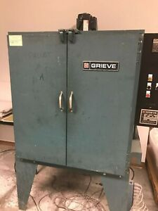Grieve Model 333 Industrial Lab Oven
