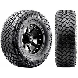 Nitto Trail Grappler M T 33x12 50r20 Lre 205590 Set Of 2