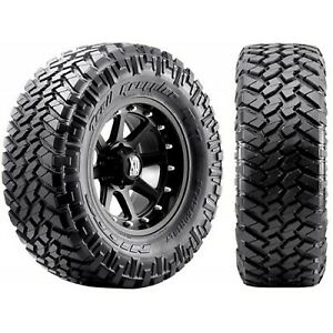 Nitto Trail Grappler M T 33x12 50r15lt C 205850 Set Of 4