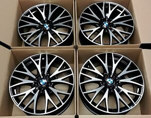 4 Factory Bmw 335i Sport 20 Oem Staggered Wheels 328i 340i 428i 435i 440i Rims