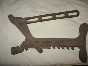 Antique Tire Saver Car Truck Jack