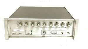 0 40mhz Frequency Source Synthesizer Pts040 for Repair