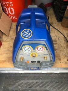 Ritchie Yellow Jacket 95760 Recoverxlt Refrigerant Recovery System