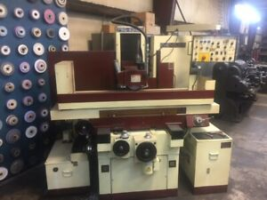 Chevalier Fsg 820ad Fully Automatic Precision Surface Grinder
